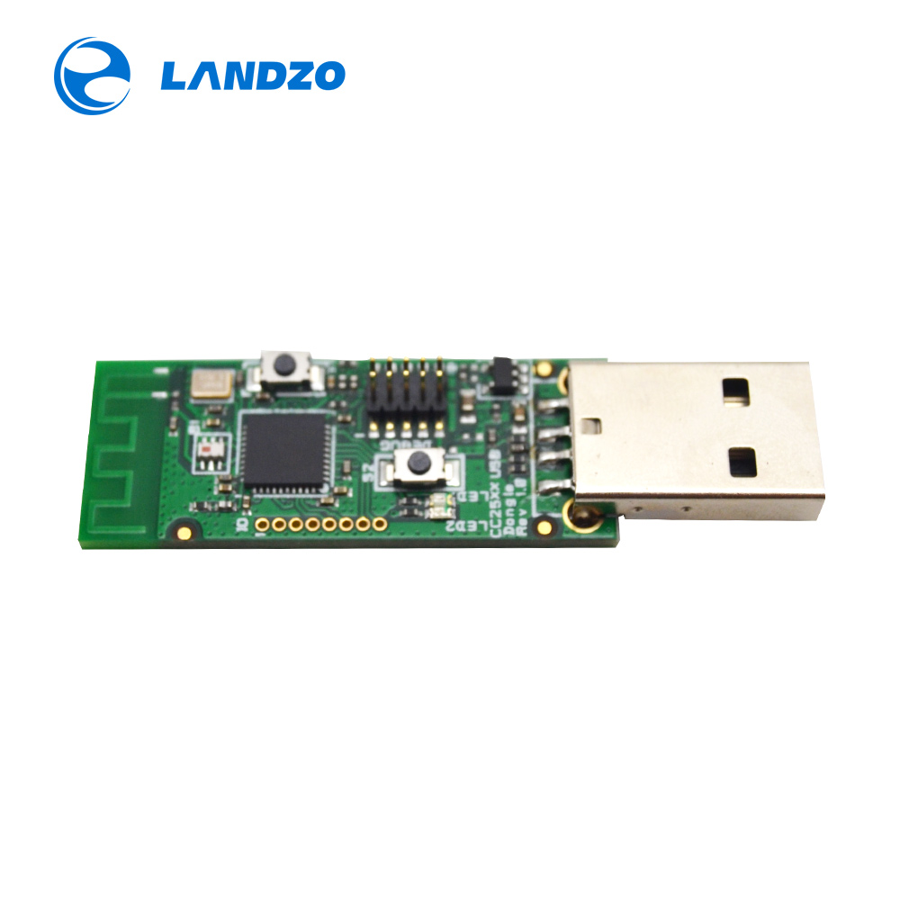 CC2531 Wireless Sniffer Packet Protocol Analyzer Module USB Dongle with shell ZN