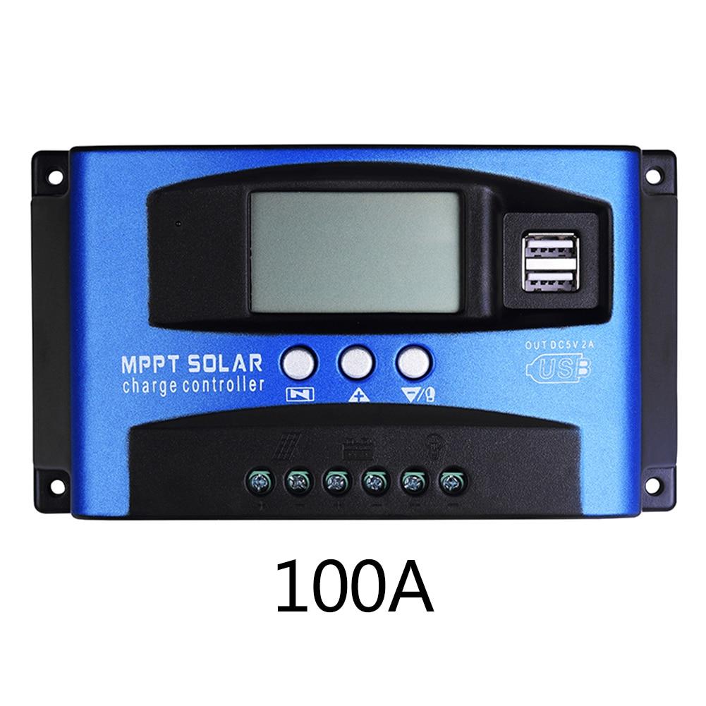 Mppt 30 40 50 60 100a controlador