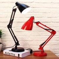 USA Modern Style Led Desk Lamp Flexible Led Table Lamp Eye Protection Reading Led Table Lamp