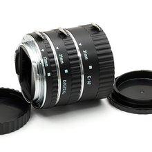 Mcoplus Металл Автофокус Макрос Удлинитель EF EF-S для Canon 5D Mark II III 6D 7D 50D 60D 70D 550D 600D 1100D T3i T4i T5i