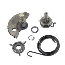 Стартовый вал комплект двигателя коготь монтажный комплект для двигателя Gy6 50Cc 60Cc 80Cc 139Qmb