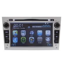 Dvd-плеер автомобиля для Opel ASTRA VECTRA ZAFIRA Поддержка Bluetooth камера заднего вида оборудования сенсорный экран Управление Рулевого Колеса Rds
