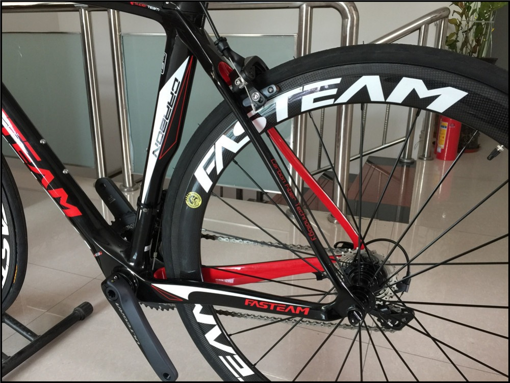 HTB1tLK8oHGYBuNjy0Foq6AiBFXaf - HOT SALE 2018 New Full Carbon 700C Street Bike Carbon Full Bicycle With Ultegra R8000 22 Velocity Groupset And 50MM Wheelset