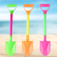 SLPF Children  Beach Shovel 50cm Plastic Shovel Kids Baby Outdoor Games Play Sand Toys Dredging Tools Summer Best Sellers G28