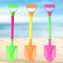 SLPF Children Beach Shovel 50cm Plastic Shovel Kids Baby Outdoor Games Play Sand Toys Dredging Tools Summer Best Sellers G28
