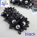 beads flower shoes clips decorative shop Shoe accessories shoe clip charm material N579