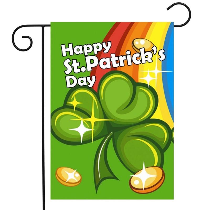 d2baba08a57 Kopen Goedkoop 1 Set Irish St.Patrick s Day Mini Yard Banner Garden ...