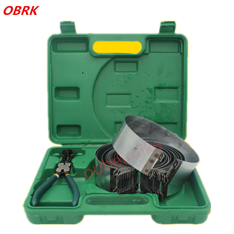 Automotive Piston Ring Disassembling Tool Piston Ring Compressors Pliers Kit