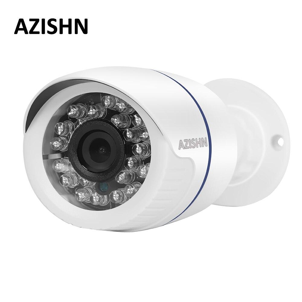 CCTV AHD Camera Full HD 1080P 1/3''XM chip F22 24IR 3.6MM LENS sensor Security Bullet Camera Outdoor Waterproof IR Cut Filter