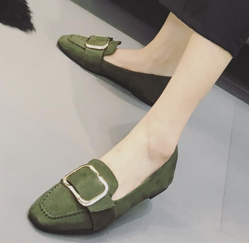 fashion Women s shoes comfortable flat shoes New arrival flats 189 5 Flats shoes large size
