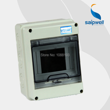 CE Approved 5 Ways Industrial Waterproof Enclosure/ Industrial Distribution Box  HT-5ways