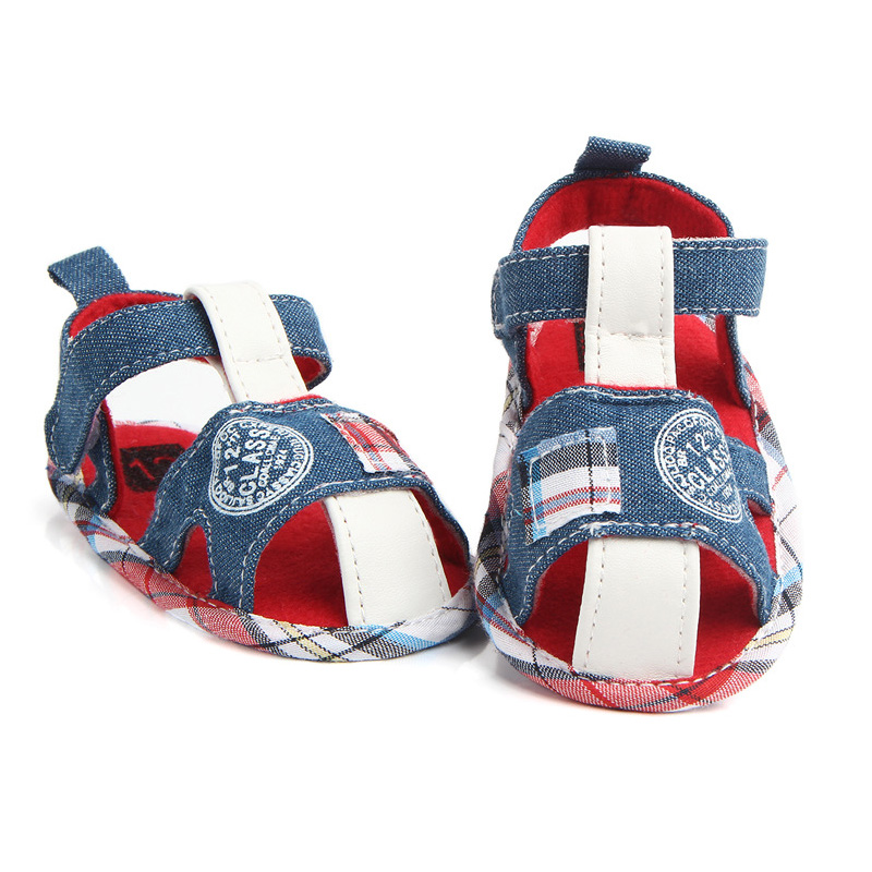 0 18M baby boy sandals toddler infant baby sandals soft sole breathable baby boy summer shoes newborn sandals sandale bebe fille in Sandals Clogs from Mother Kids