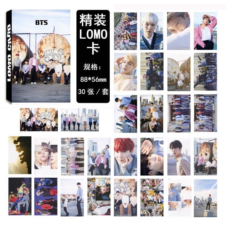 [MYKPOP]BTS DICON #12 ALL Photo Album LOMO Cards Paper Photo Card HD Photocard SA180051004