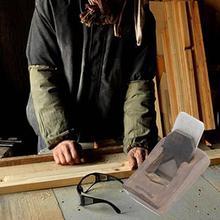 70 мм ручной строгальный станок плотник черное дерево деревообрабатывающий инструмент для обработки деревянных поверхностей Гладкий