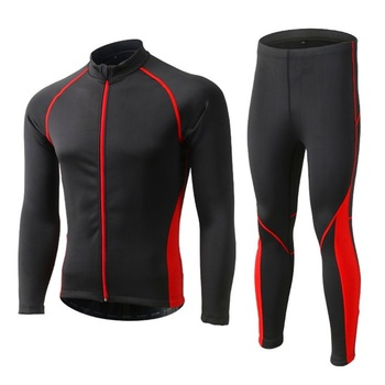 Winter Cycling Jersey Sets Thermal Cycling Clothes Bicycle Clothing Verano Ropa Ciclismo Hombre Winter Mallot Ciclismo Hombre