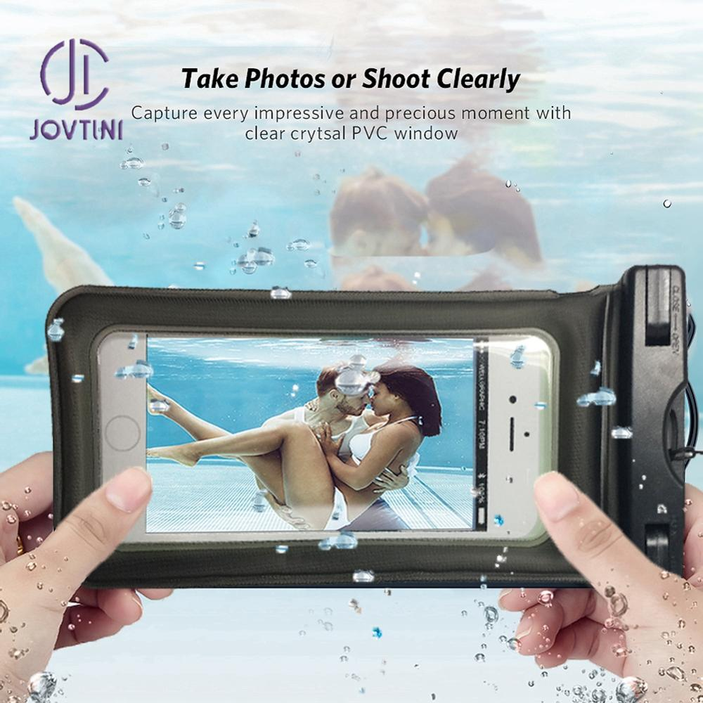 Waterproof Phone Case For Oppo Reno Z/K3/A9x/A9/Reno 5G/Reno10x zoom/A7n/Reno/A1k/A5s/AX5s/A7/K1/A7X Water proof Pouch Phone Bag image