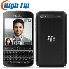 Blackberry – Smartphone Q20 Classic, téléphone portable, 16 go de ROM, 2 go de RAM, 4G LTE, double cœur, 8mp, Bluetooth, WIFI, clavier QWERTY, 3.5 pouces