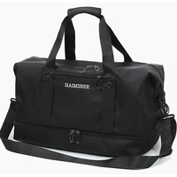 Overnight Weekend Traveling Bag men travel bags light carry on Luggage male Foldable Duffle Bags