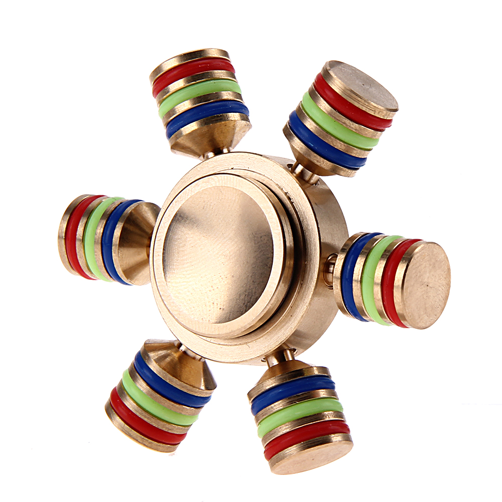 Hot Sale Spinner Hand Tri Spinner EDC Fidget Toy Sensory Fidget SpinnersFor AutismAnd ADHD Kids Anti