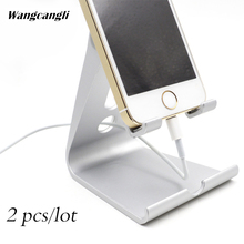 wangcangli ABS anti-slip phone holder Desktop mobile Mobile universal creative multi-functional