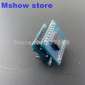 Image 2 - 1X PGA2311 PGA2311UA IC chip SOP16 to DIP16 ADAPTER for preamp audio hifi