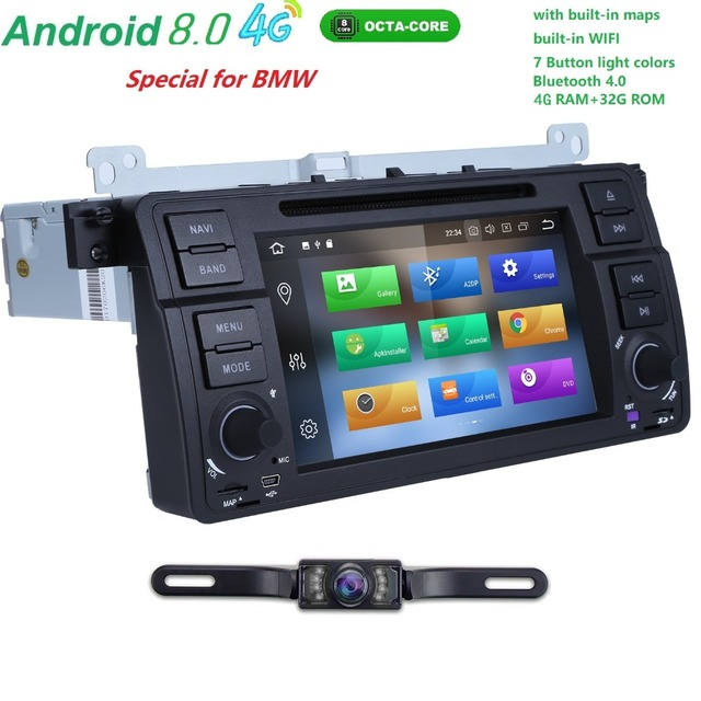 Android80 for bmw e46m3car dvdgps navigationwifi4gbtcanbus android80 for bmw e46m3car dvdgps navigationwifi fandeluxe Images