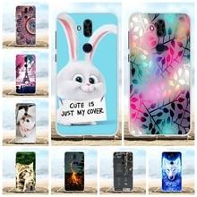 For Asus Zenfone 5 Lite ZC600KL Case Soft TPU For Asus Zenfone 5 Lite ZC600KL Cover Dog Pattern For Asus Zenfone 5Q ZC600KL Bag накладка силиконовая svekla для asus zenfone 5 lite zc600kl прозрачная
