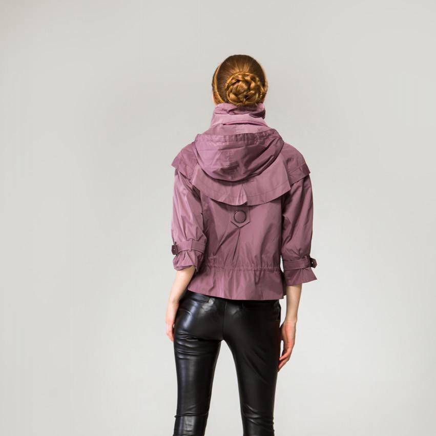 Gratuite Purple Red Femmes Taille Nouveau Printemps Original Qualité Tranchée Manteau Design Manches Mode La De Plus 2019 Livraison Courte Lâche 4 3 FRH1Wwq1