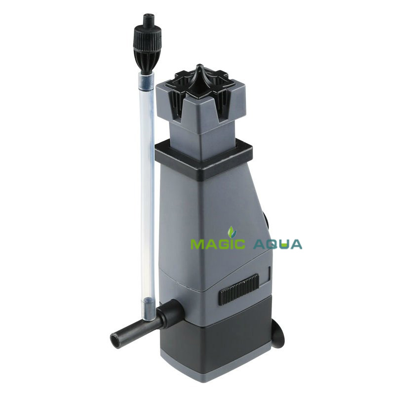 Water Protein Filter Aquarium Surface Skimmer for Canisters /& Power Filters
