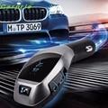 Nova Chegada Sem Fio Bluetooth LCD MP3 Player Car Kit Transmissor FM Modulator USB SD MMC Apl7