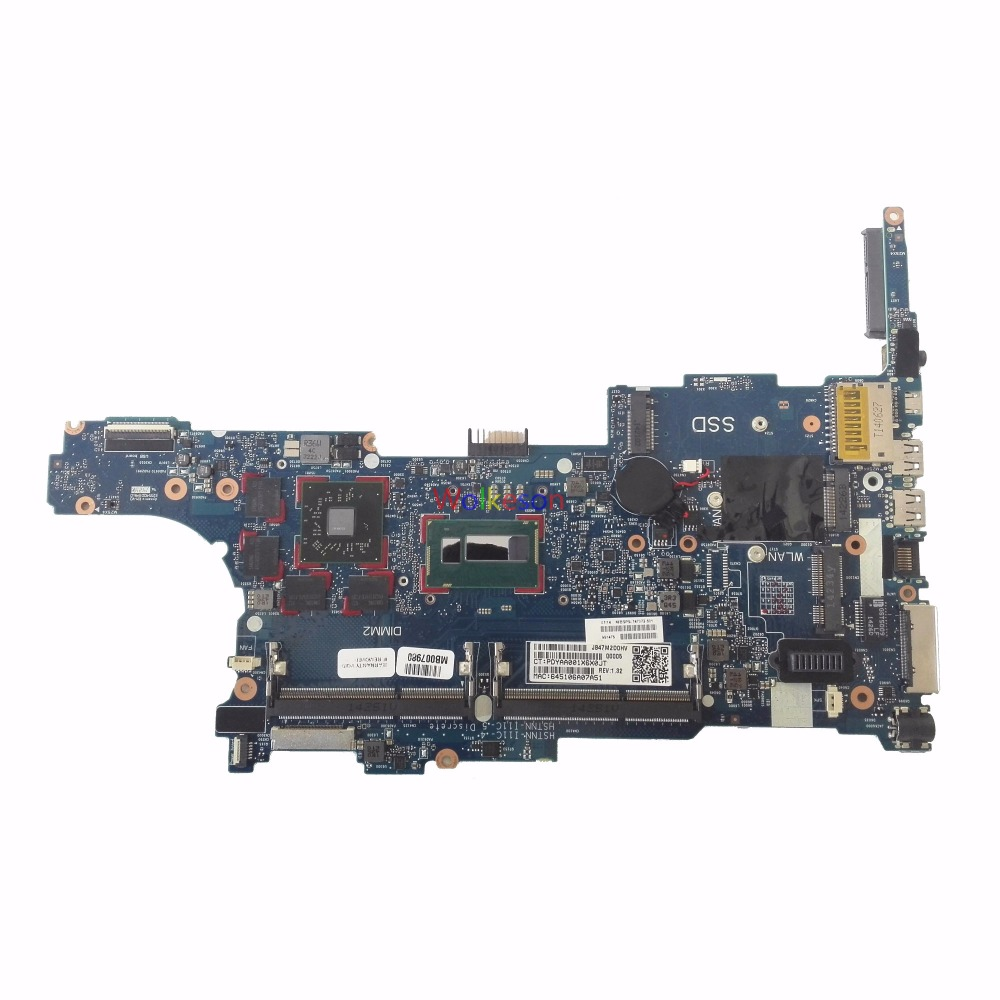 Laptop Motherboard Computer & Office Careful Sheli For Hp 840 G1 850 G1 Laptop Motherboard W/ I5-4200u Cpu 747072-601 6050a2559101-mb-a03 Ddr3 Test Oke 2019 Official