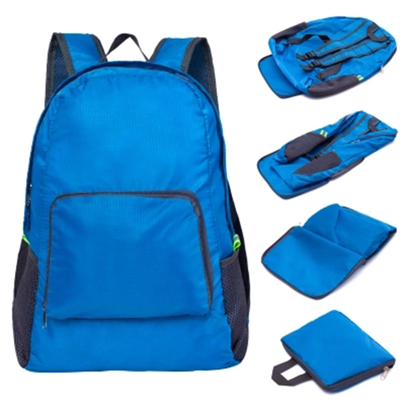 2017 Lightweight Multifunction Waterproof Backpack Men/Women Casual Travel Backpack Leisure Folding Shoulder Bag tailor-madeLogo casual nylon travel backpack multifunction shoulder bag women men for camera canon eos 1300d 760d 750d 700d 1200d 80d