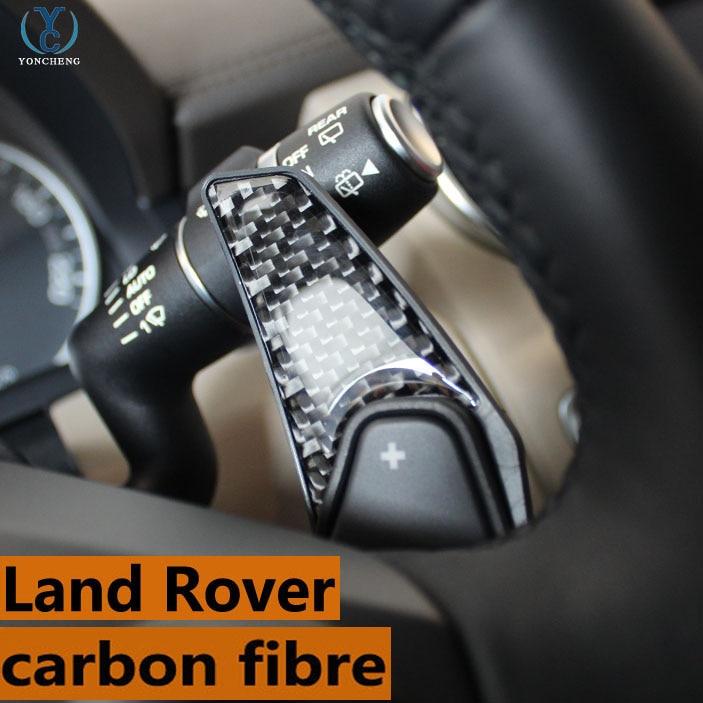 Adapt to Land Rover Range Rover Aurora gear Range Rover Sport Range Rover found God found modified carbon fiber interior 3D car