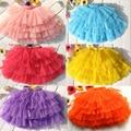 Summer 9 color girls tulle skirt girls dance tutu skirts children clothing kids clothes