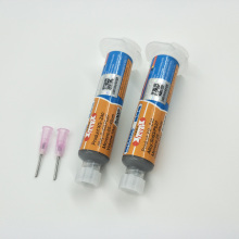 XG-Z40 Solder Paste Flux 2pcs 10CC Mechanic Tin Sn63/Pb37 25-45um Syringe For PCB SMD Mobile Phone Repair XG z40