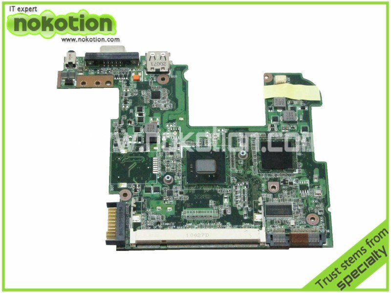 ФОТО 08G2001PA12Q Laptop motherboard For Asus Eee pc 1005PEB N450 CPU Onboard DDR2 REV. 1.2G free shipping