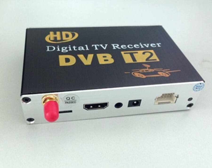Car DVB T2 Receiver for Russian Colombia Thailand USB DVB T2 font b Android b font