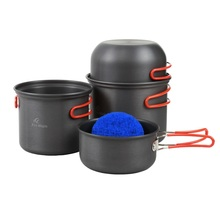 Cooking Cookware Set Camping