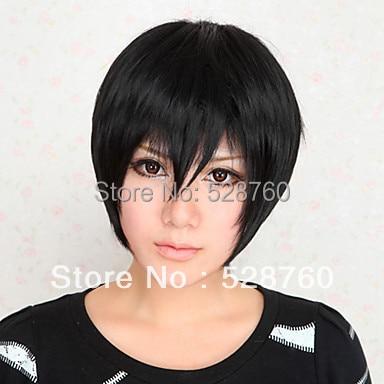 Cosplay Wig Inspired by Durarara!! Izaya Orihara Free shipping naillook inspired by marsala цвет oak buff variant hex name e5b967