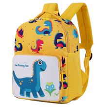 Dinosaur School Bags For Teenage Girls Boy Yellow Blue Child