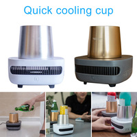 Hot New Cupcooler Fast Cool Cup Chilled Drinks Mini Portable Cup for Summer Home Office HY99|Personal Care Appliance Accessories|Home Appliances -
