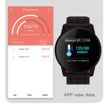 fitness tracker smart bracelet watch Oled  silica band Heart Rate Monitor blood pressure tracker life Waterproof PKHonor band