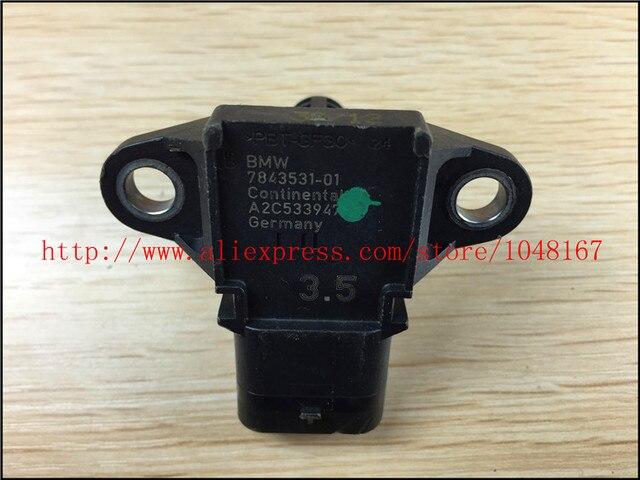 Case for BMW air intake pressure sensor OEM 7843531-01/A2C53394795