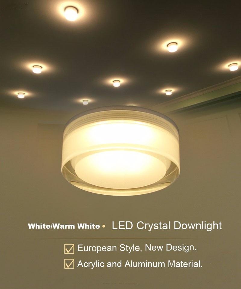 LED CRYSTAL Downlight  (3)