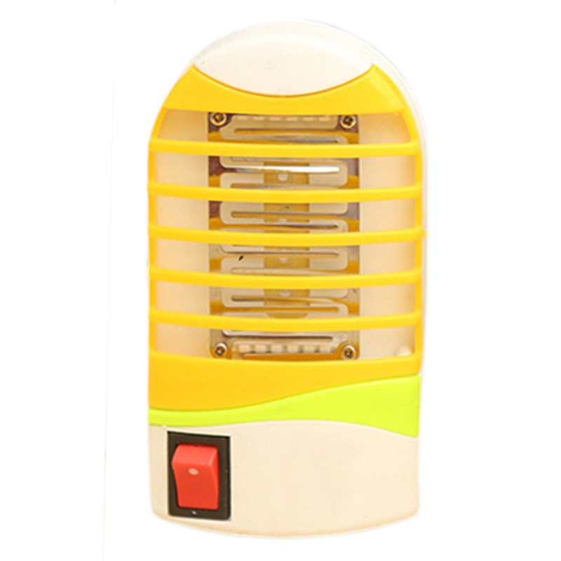 110V-220V Mosquito Night Light Electronic LED Mini Sensor Anti Mosquito Repellent Mosquito Killer For Baby Room