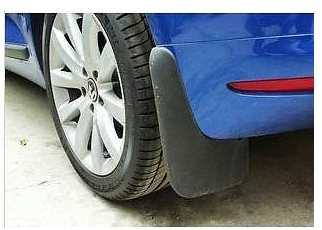 Mud FLAPS Splash Guards for VW Scirocco 2009 2010 2011
