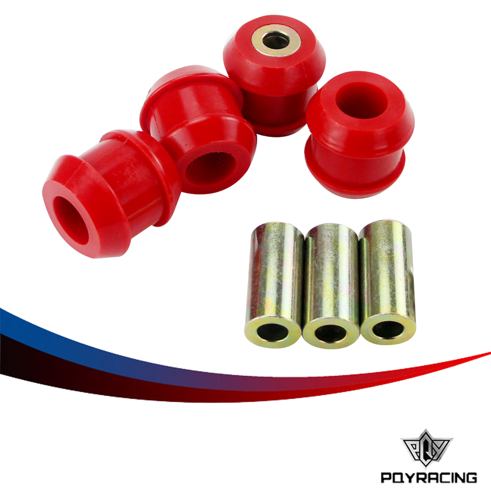 PQY RACING FRONT UPPER CONTROL ARM BUSHINGS For Honda