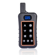 unique and fashionable electronic video Shock Vibrate Remote dog training collar good for hunting