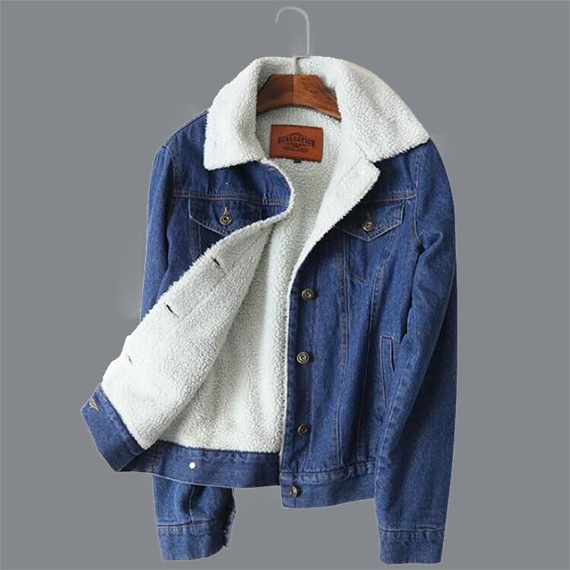 6a9926be3e790 Mujer Jeans 6 Primavera 1 2 Lana Otoño colour Femenina Vaquera Abrigado  Colour Abrigo 2018 Para 5 ...