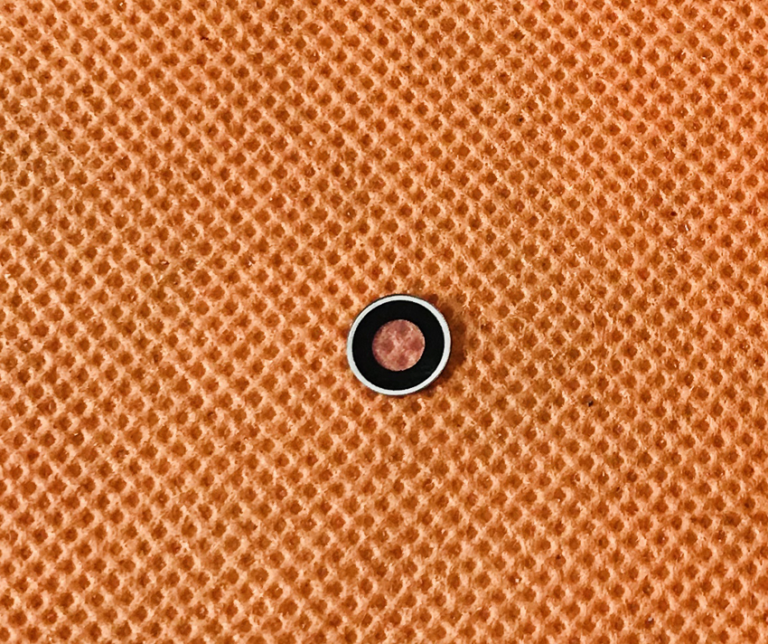 D'origine retour arrière camera lens verre Pour DOOGEE BL5000 MTK6750T Octa Core 5.5 ''FHD 1920*1080 Livraison gratuite